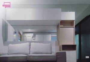 กระจกเงาใสตกแต่งในห้องคอนโด-03