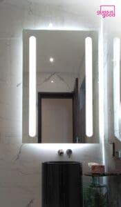 กระจกLED ห้องน้ำ