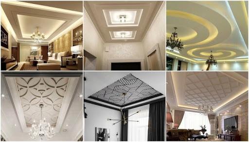 การออกแบบฝ้าเพดาน