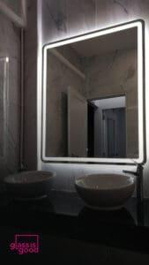 กระจกไฟledห้องน้ำ